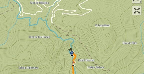 Cursillo. Navegación GPS con el móvil: Wikiloc