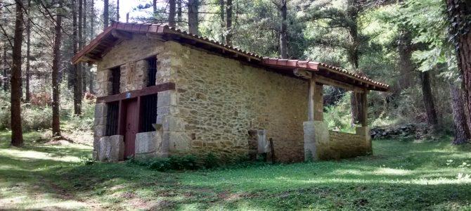 Durangaldeko ermitak