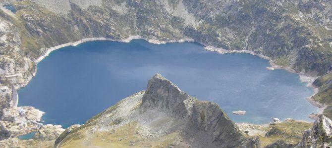 Pirineos. Le Lurien. Grand Gabizos.