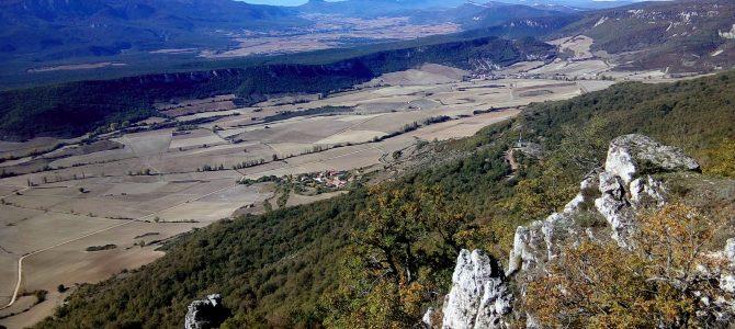 Sierra de Lokiz. Monte Santo (1258).