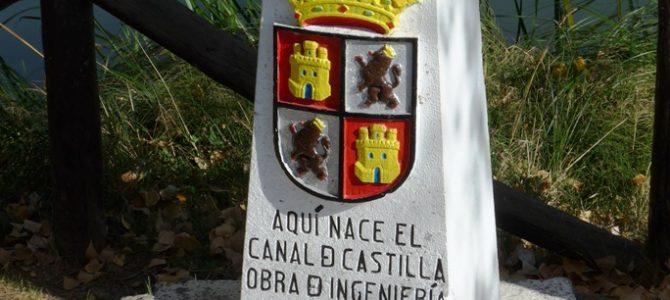 Canal de Castilla: etapas 1 y 2