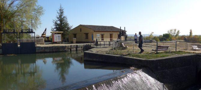 Canal de Castilla: etapas 3 y 4