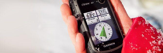 Curso básico de orientación con GPS