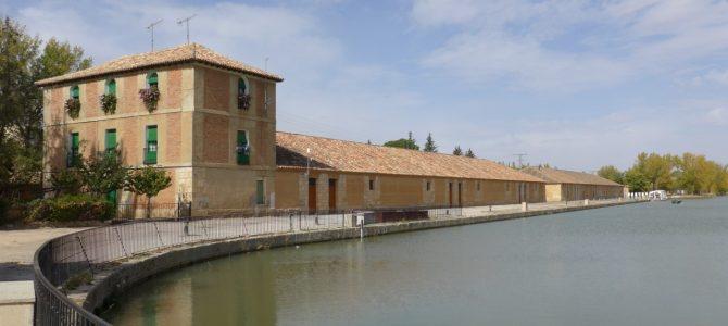 Canal de Castilla, etapas 7 y 8.