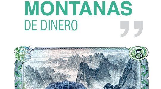 Erakusketa: Mendia bete diru – Montañas de Dinero