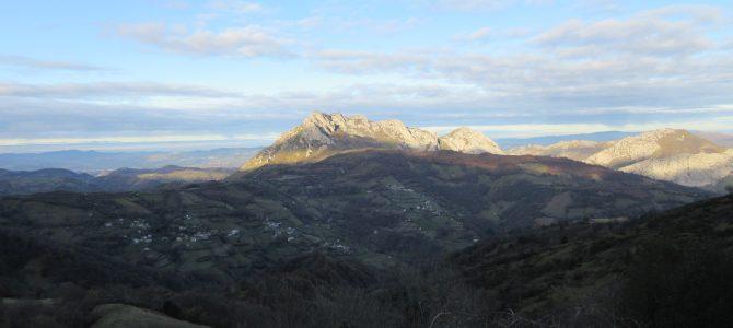 Aste Santua 2020. Oviedo. Sierra del Aramo, Sueve y Monsacro.